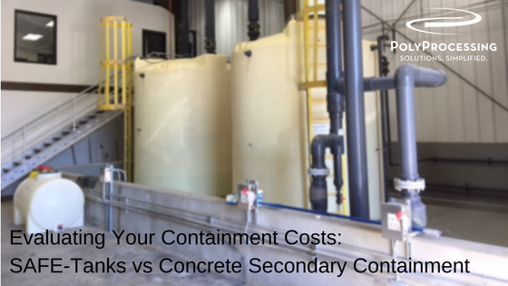 Secondary Containment Costs