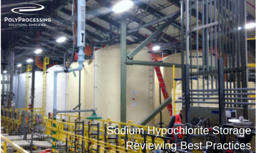 Sodium Hypochlorite Storage Best Practices