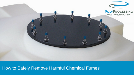 Safely Remove Harmful Chemical Fumes