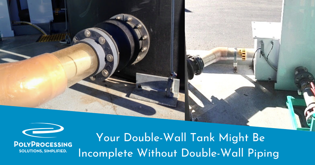 Double-Wall-Piping-From-a-Poly-Processing-SAFE-Tank