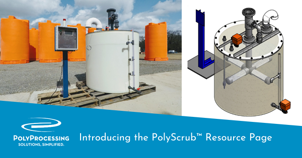 Introducing the PolyScrub Resource Page