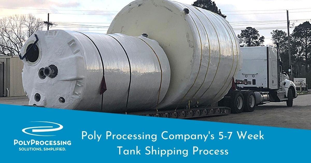 Poly-Processing-Tank-Shipping-Process