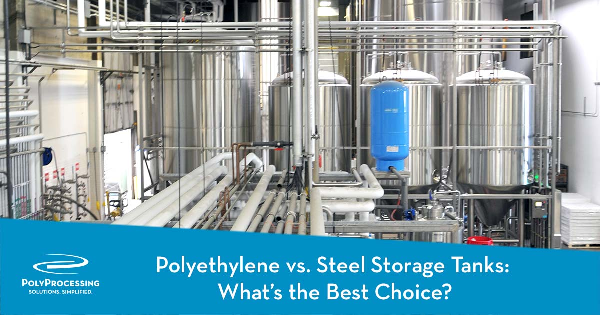 Polyethylene-vs-Steel-Storage-Tanks-What-the-Best-Choice