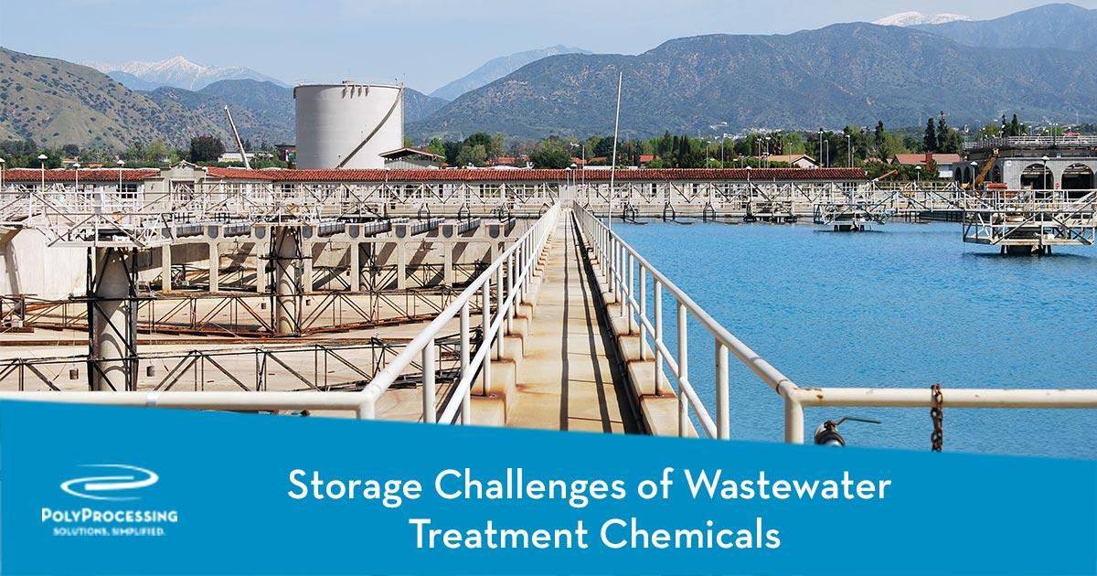 Storage-Challenges-of-Wastewater-Treatment-Chemicals