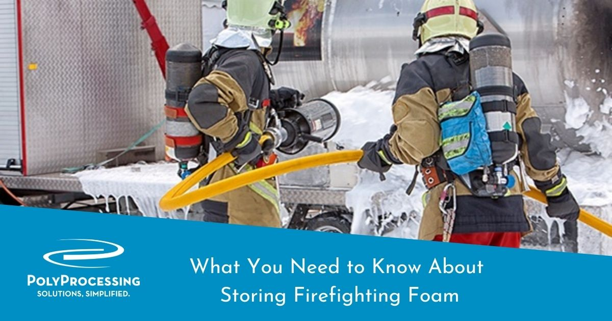 storage-challenges-of-firefighting-foam