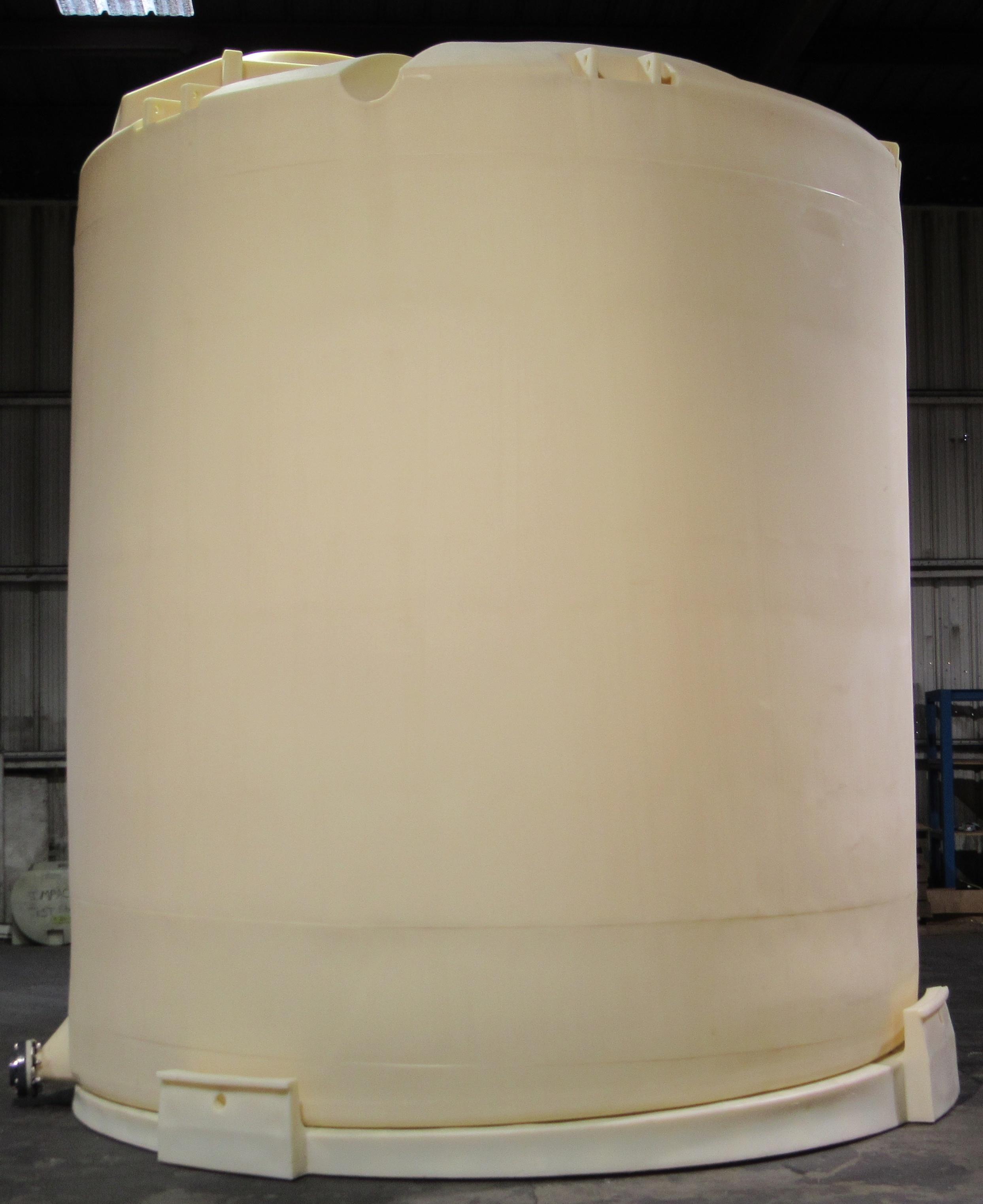Sloped Bottom Tank