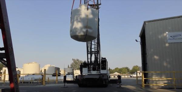 High-Denisty Linear Polyethylene Tank