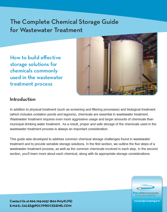 Download Our Wastewater Whitepaper