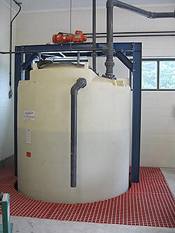 Chemical Tank Mixer