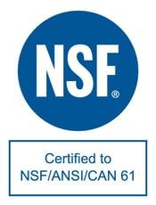 NSF/ANSI/CAN 61 Icon