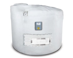 heat pad and insulation